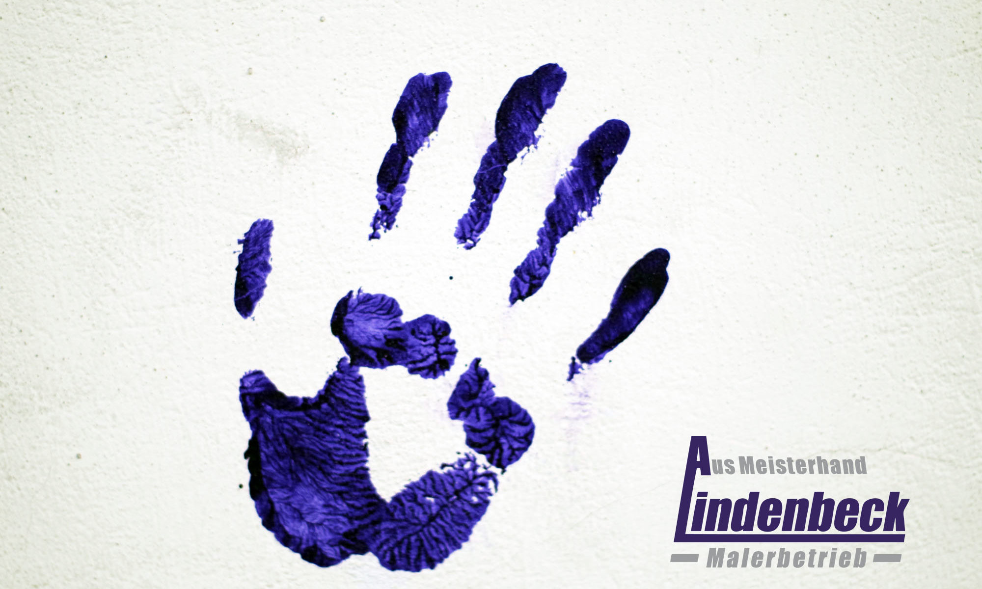 Meisterhand statt Kinderhand: Armin Lindenbeck, Malermeister für Remscheid, Wuppertal, Solingen, Wermelskirchen, Rade, ...
