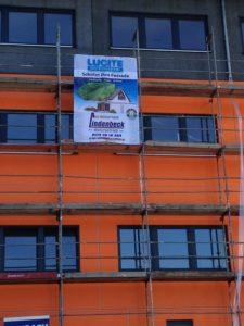 Fassadengestaltung: Anstrich, Putzarbeiten und WDV-System (Wämedämmverbundsystem)